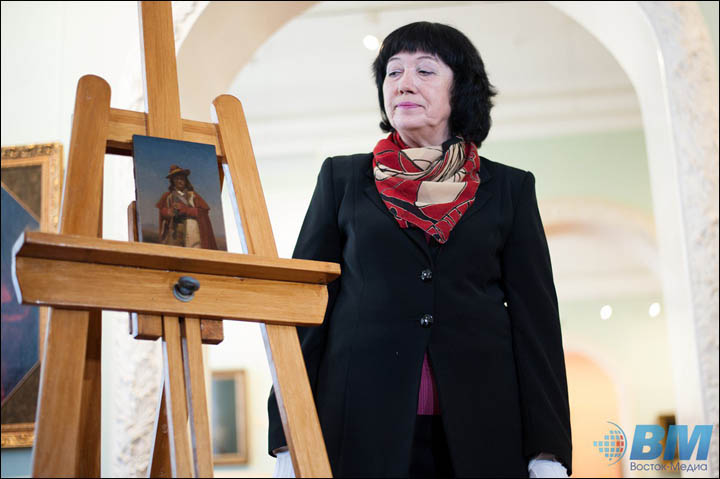 French painting comes back to Khabarovsk
