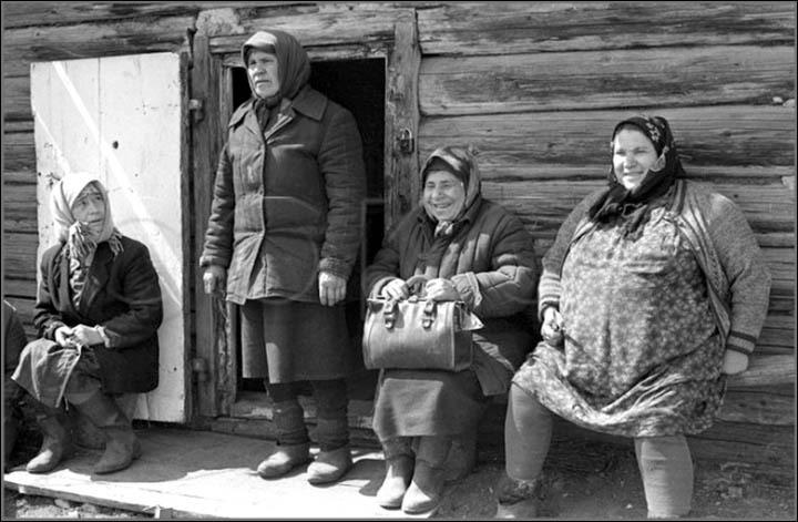 look back at Soviet Siberia