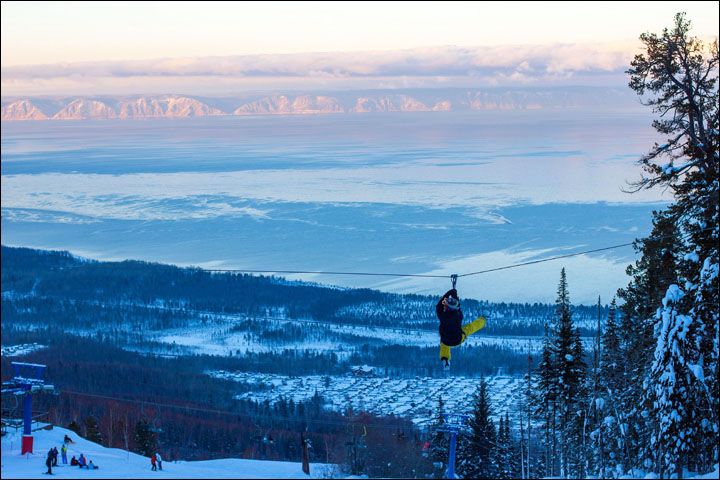 $11 billion Chinese scheme to develop Lake Baikal's tourism potential