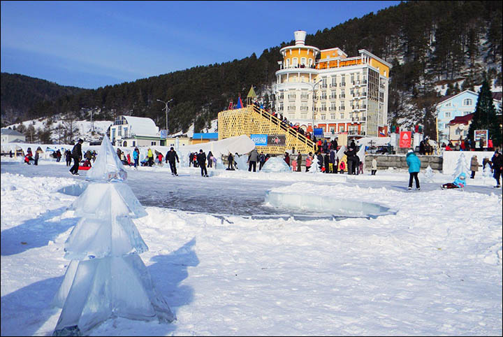 Come and visit… Luxury hotels in Siberia now cheaper than across Europe
