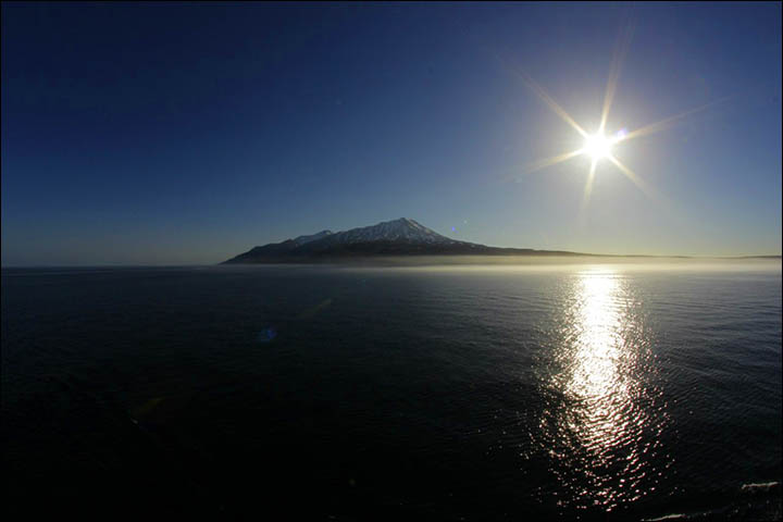 Iturup gets connected, opening up the stunning scenery of the Kuril Islands to tourism.