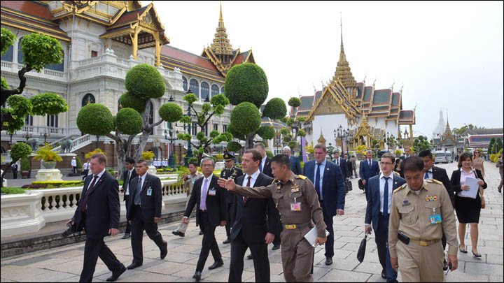 Russia and Thailand deepen economic ties and look to future