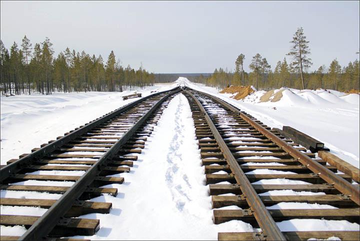 Amur-Yakutsk Railway