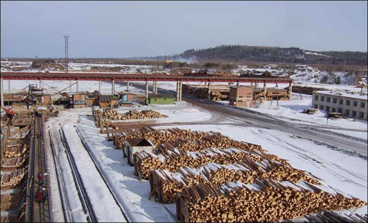 Russian Timber Industry 121