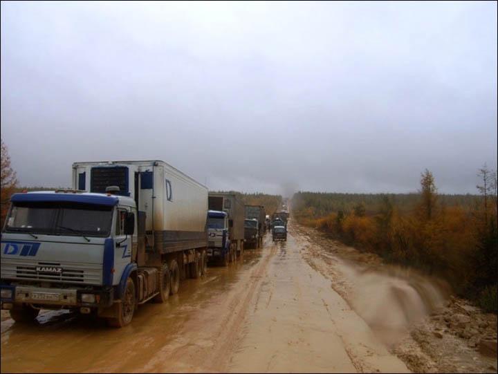 Road Kolyma