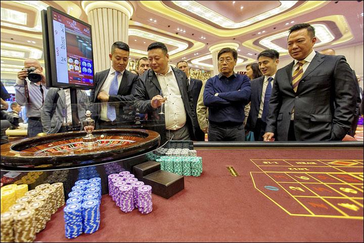 russian roulette casino
