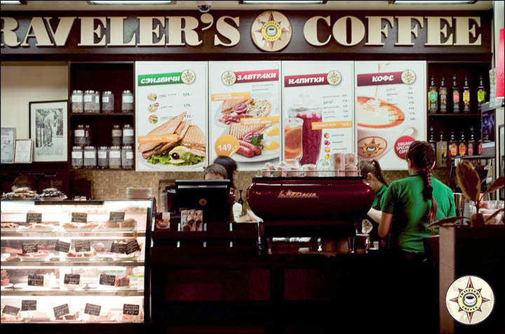 Travelers Coffee founder positive about future despite economic downturn