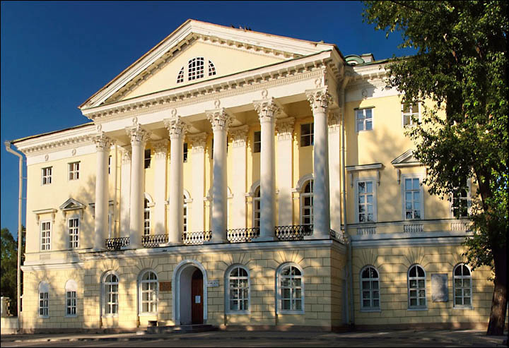 Most Magnificent Russian University 31