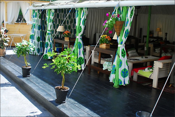 Tbk lounge for Terrace parent lounge