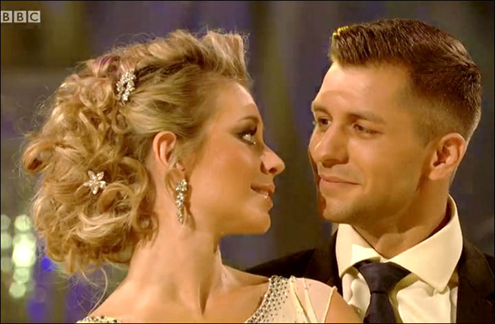 Strictly Siberia, Pasha Kovalev, Rachel Riley
