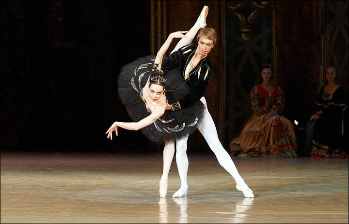 from Siberia with grace, Krasnoyarsk State Ballet