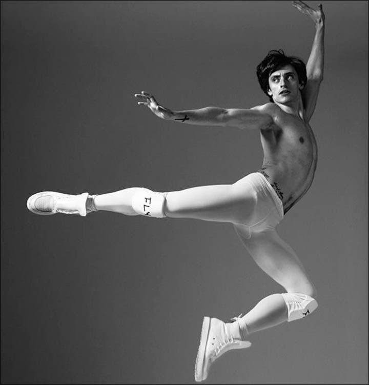 Sergei Polunin by B.Adams