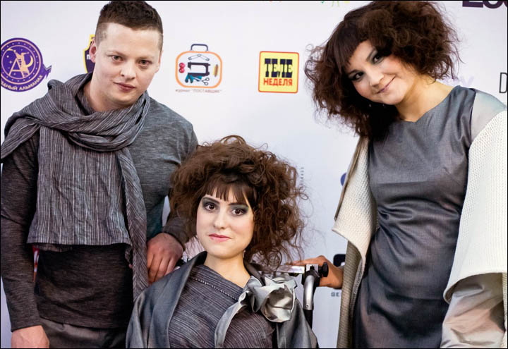 Tomsk modelling school for people with special needs