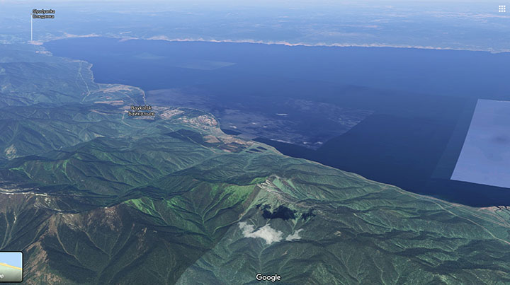 Pure waters of Lake Baikal in danger from 6.5 million tons of toxic waste