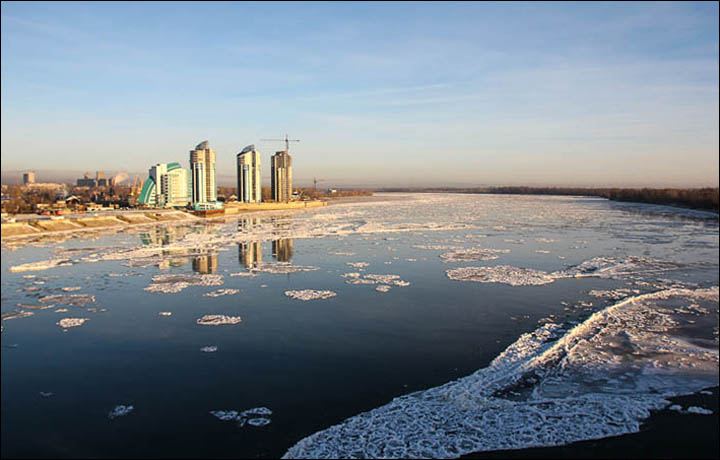 No snow in Siberia? Locals marvel - and worry - at the 'snow shortage'