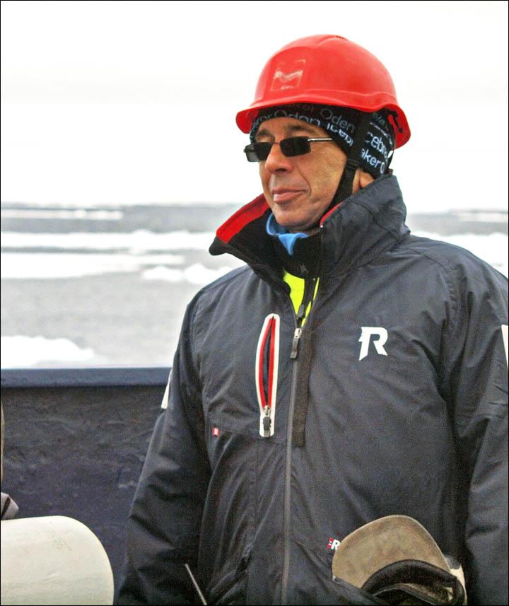 Professor Igor Semiletov