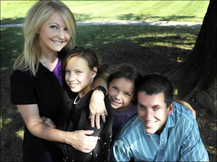 Franklin couple adopts three girls in Siberia