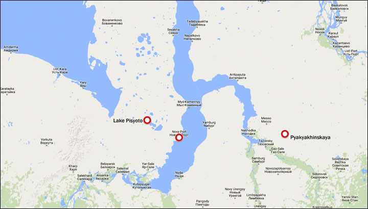Two more outbreaks of anthrax hit northern Siberia due to ... Map Of Yamal Peninsula Siberia Anthrax on yakutsk siberia map, kamchatka peninsula map, novosibirsk siberia map, russia siberia map, omsk siberia map, kola peninsula map, lake baikal siberia map, western siberia map,