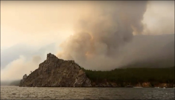 'We're killing what we love' - stark video warning on Baikal pollution
