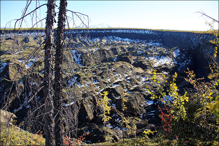 the song of dying permafrost