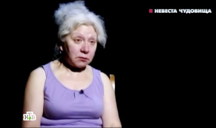 Natalia Pichushkina, maniac's mother