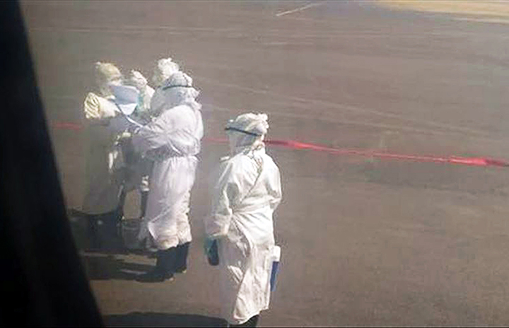 Alert on Russian border with Mongolia after two deaths from 'bubonic plague'