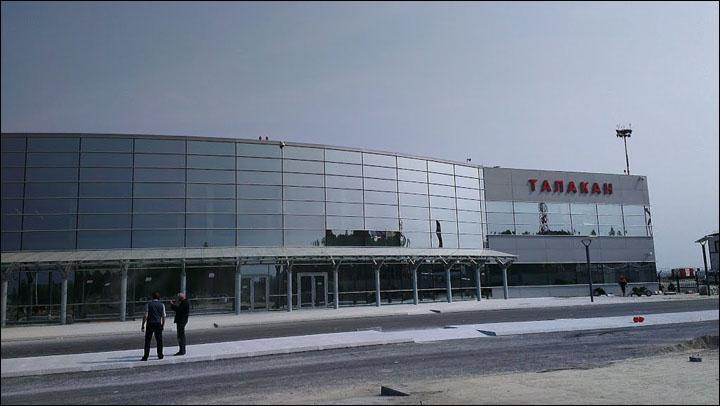 Talakan airport