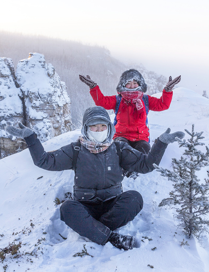 As Siberia hits its coldest temperatures of the winter, here's how to enjoy life below -50C