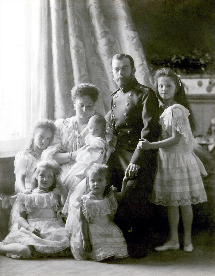 99 years since execution of the Romanov family