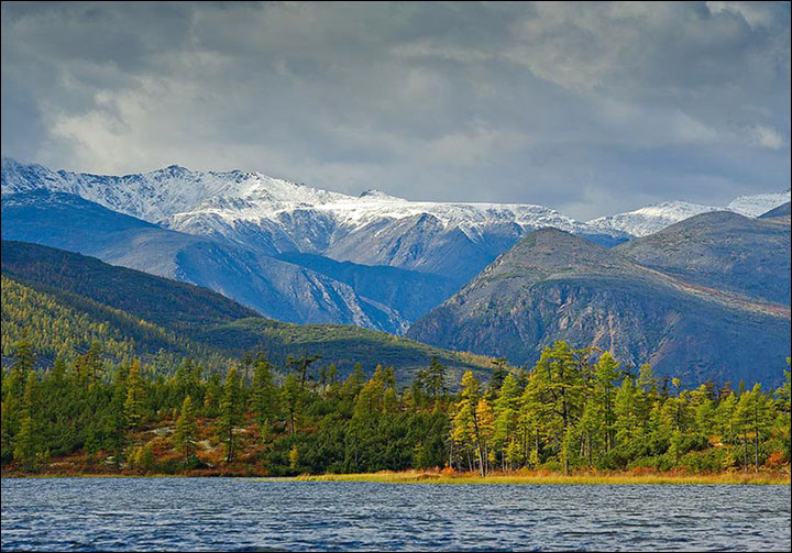Call of the wild - the beauty of Jack London Lake in eastern Russia