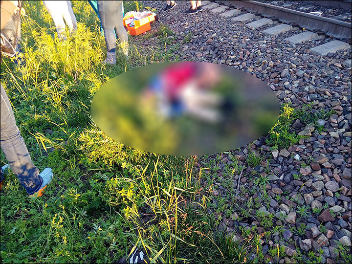 Selfie horror on Trans-Siberian rail line as three children killed by freight train