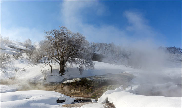 Geysers Valley