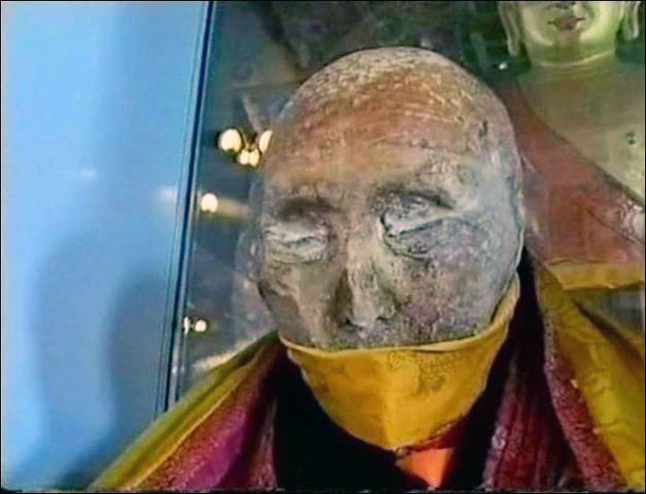Does This Picture Prove 164 Year Old Buddhist Lama Dashi