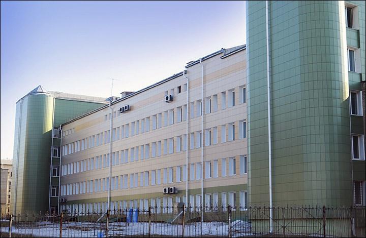 Angarsk maternity hospital