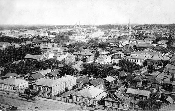 Perm in 1918