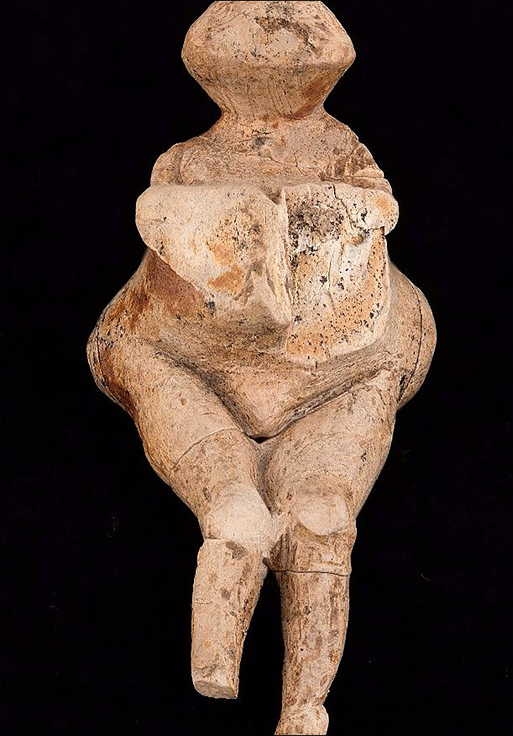 Stunning 23,000 year old Venus with derriere like Kim Kardashian's unearthed in Russia