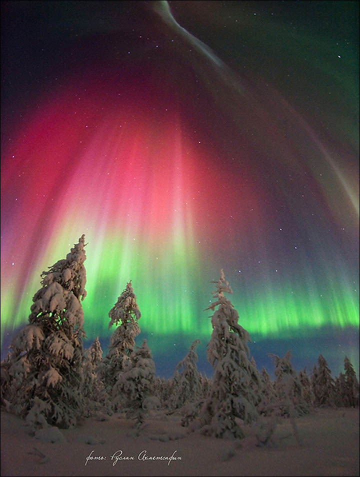 Are these the greatest images of the Northern Lights ever taken?