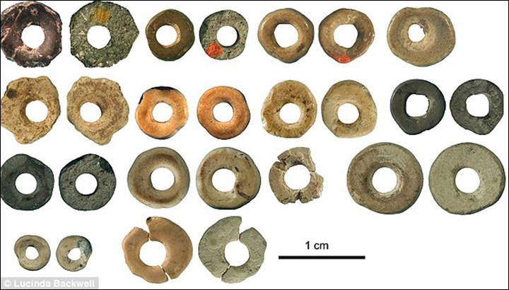 Paleolithic jewellery: still eye-catching after 50,000 years