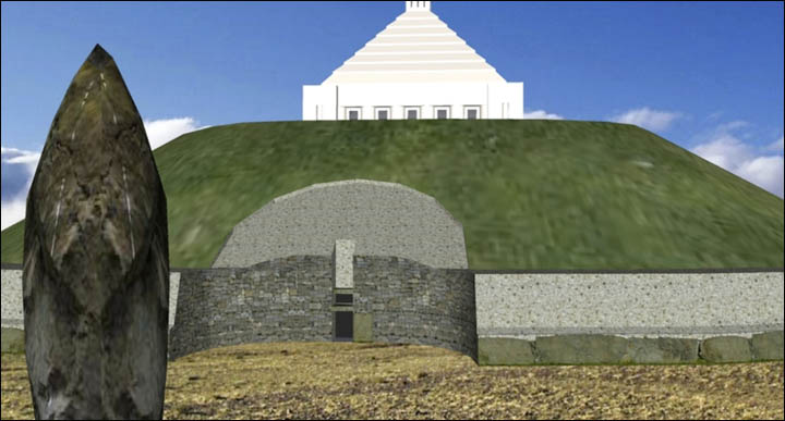Mausoleum for Ukok princess