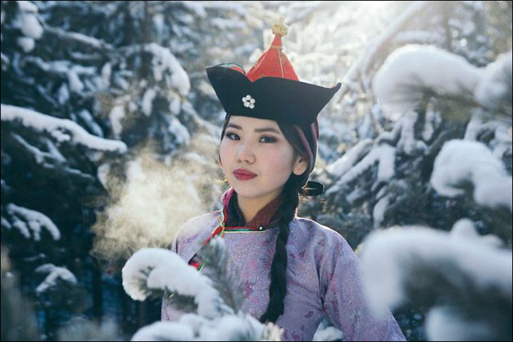 Buryat beauty
