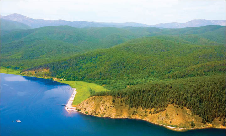Tourism in Buryatia