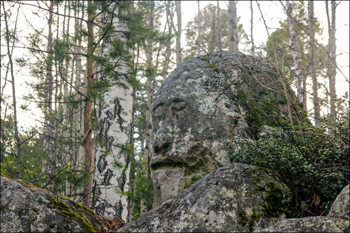 2,400 year old idol 'underwent racial realignment early in Middle Ages', losing his European looks
