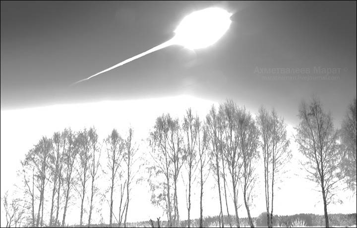 world's best meteorite pictures