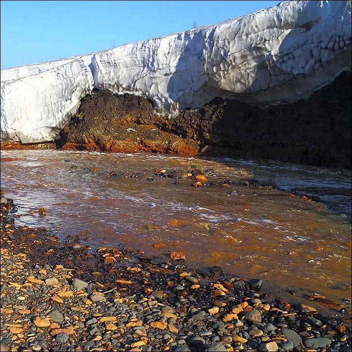 State of emergency in Norilsk after 20,000 tons of diesel leaks into Arctic river system