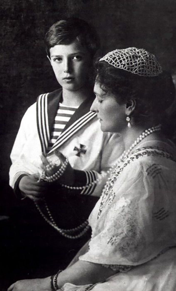 Hunt for Romanov family treasures