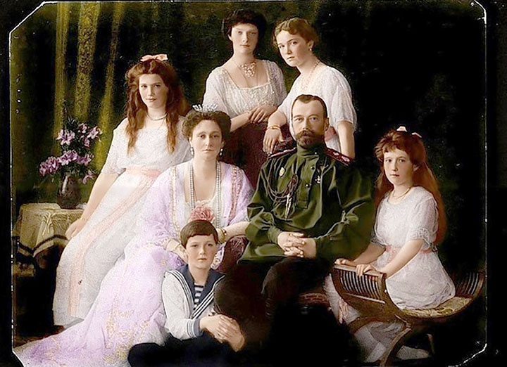 hunt for missing Romanov treasures