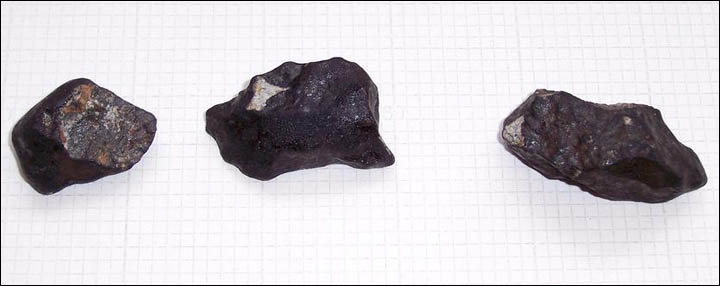 Chelyabinsk meteorite analysed by Siberian geologists