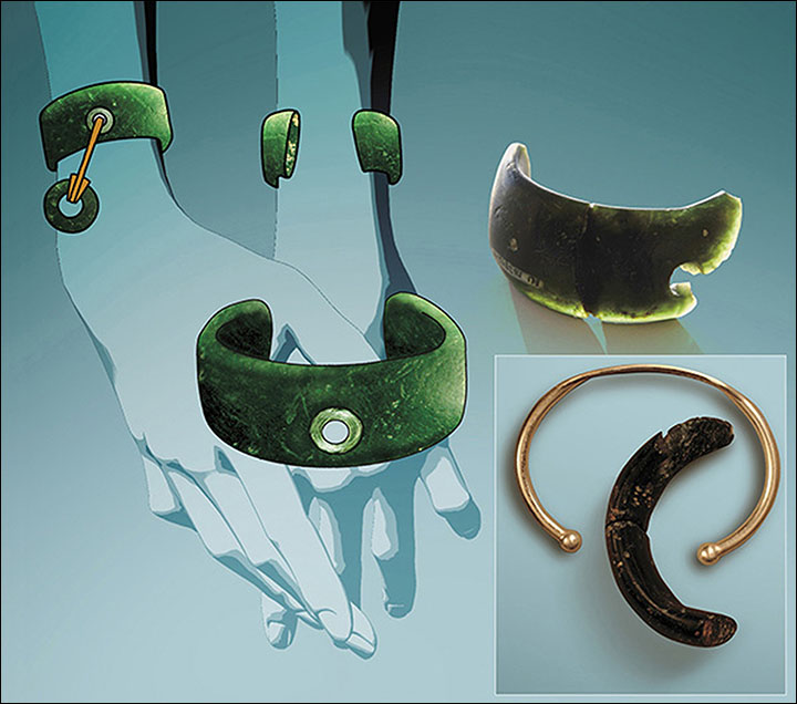 Could this stunning bracelet be 65,000-to-70,000 years old?