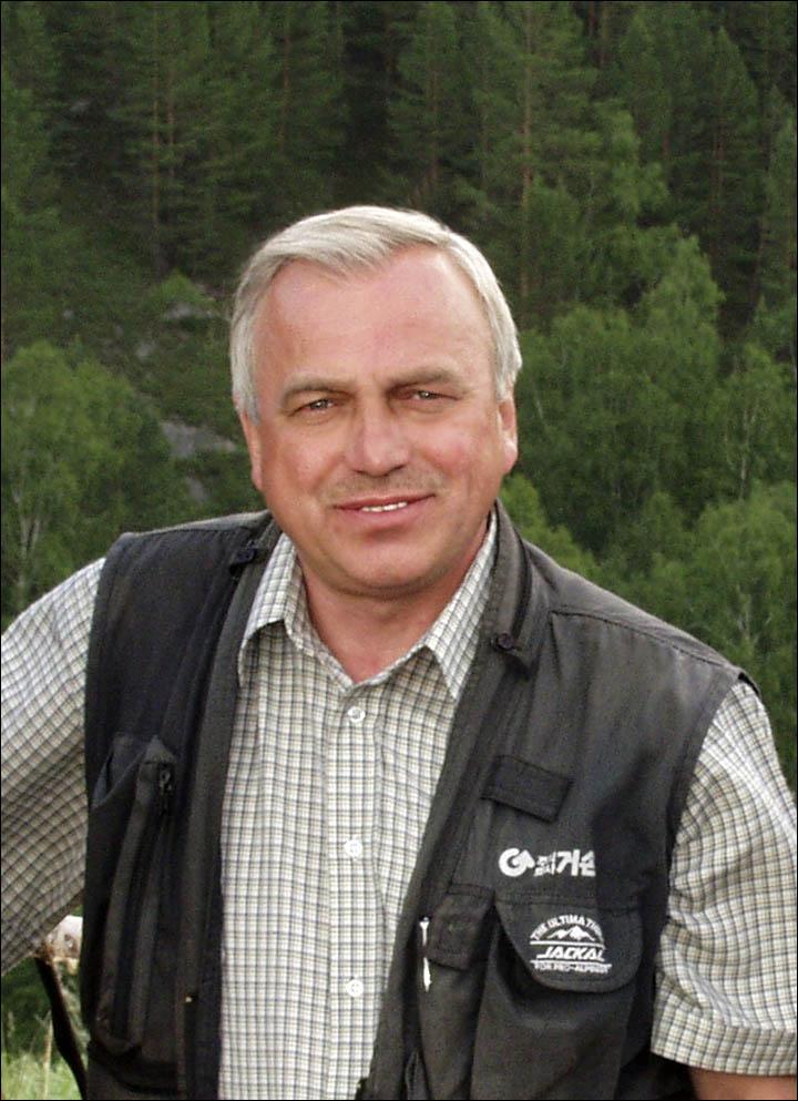 Mikhail Shunkov