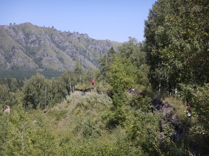 Cheremshanka, Altai